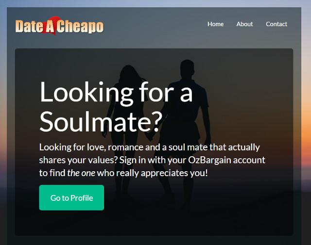 DateACheapo.com
